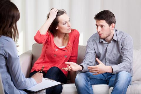 párová terapie psychoterapie anděl