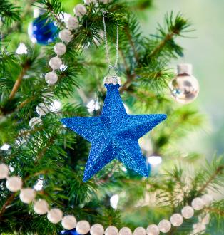vánoce psychoterapie anděl